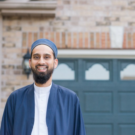 Picture of Shaykh Abdullah Anik Misra